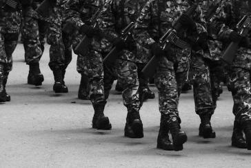 Die Streitkräfte sollen Aufgaben im Bereich öffentliche Sicherheit im Land übernehmen