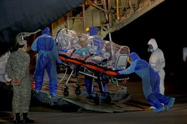 Wie hier in Chile muss in Lateinamerika noch sehr viel getan werden, um die Corona-Pandemie in den Griff zu bekommen