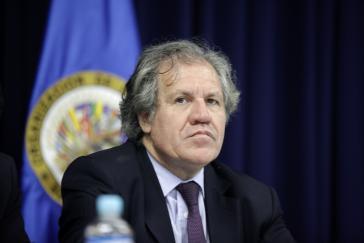 Luis Almagros Rolle als Generalsekretär der OAS während des Putsches in Bolivien 2019 wird nun vom Parlasur untersucht