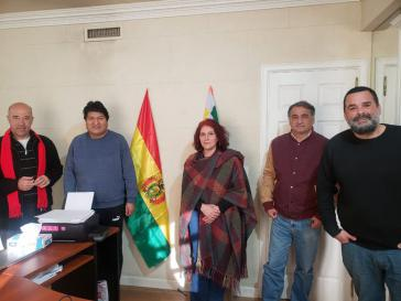 Regierung von Argentinien bietet dem gestürzten Evo Morales Exil und politische Betätigung