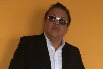 """Könnte Vizcarras Bekanntschaft zum Betrüger """"Richard Swing"""" (Bild) ihm das Amt kosten?"""