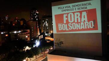 """""""Bolsonaro muss weg"""": Aufruf von Gewerkschaften in São Paulo am 19.Mai zu einer Kundgebung"""