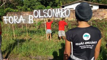 """""""Schluss mit Bolsonaro"""". Die Forderung nach Rücktritt des Präsidenten wird lauter"""