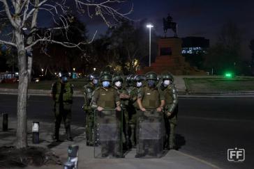 Aktivisten mahnen systematische Menschenrechtsverletzungen des chilenischen Staates an