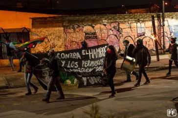 An den Jahrestagen der Proteste gegen die Militärdiktatur im Jahr 1986 kam es in diesem Jahr in Chile zu Protesten gegen die aktuelle Regierung und deren Politik, auch in Zeiten der Coronakrise