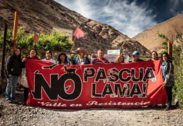 Der jahrelange Widerstand der örtlichen Gemeinschaften erreichte die Schließung der Mine