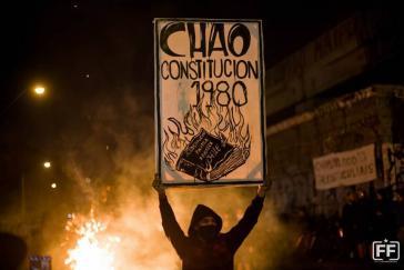 Das Ende der neoliberalen Verfassung aus der Zeit der Diktatur ist beschlossen