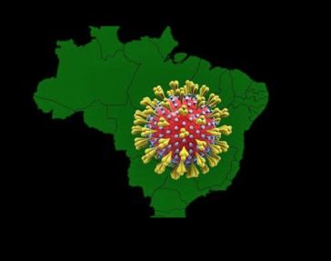 Brasilien leidet nach den USA weltweit am stärksten unter der Corona-Pandemie