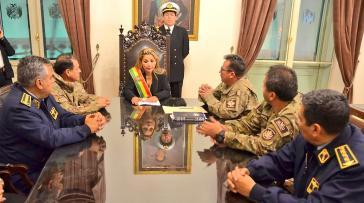 Die OAS sprach bei den Wahlen in Bolivien im November 2019 umgehend von Wahlbetrug und verhalf der Putschregierung um Jeanine Áñez damit ins Amt. Die New York Times widersprach nun dieser These.