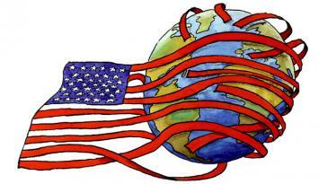 In Lateinamerika gilt die Monroe-Doktrin als Wahrzeichen des US-Imperialismus