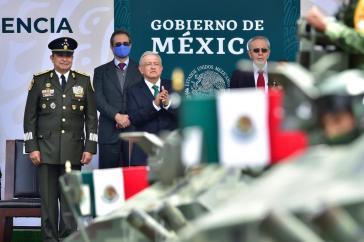 Auch innerhalb der aktuellen mexikanischen Regierung unterstützt man das geplante Referendum zur strafrechtlichen Verfolgung von Amlos Vorgängern