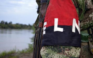 """Die Guerilla ELN betont """"mit keiner der Phasen des Drogenhandels"""" zu tun zu haben"""