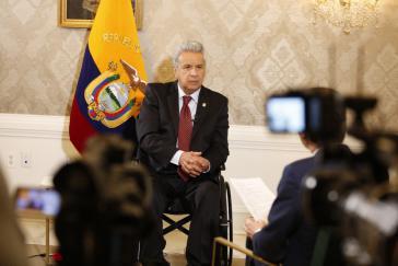 Präsident Lenín Moreno hält in Ecuador das Geld des Staates nicht zusammen und holt es sich nun von den Bürgern wieder zurück