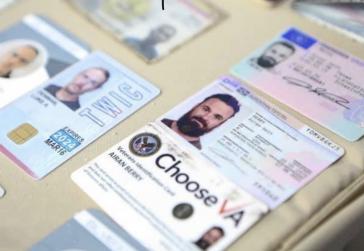 Behörden in Venezuela legten deutsche Dokumente der US-Amerikaner vor
