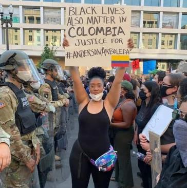 Der Tod des jungen Anderson Arboleda eröffnete eine neue Rassismus-Debatte in Kolumbien