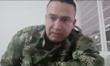 """Oberst Alvaro Amórtegui Gallego räumte ein, für Fälle von """"falsos positivos"""" mitverantwortlich gewesen zu sein"""
