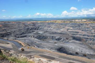 Auch Deutschland importiert Kohle von Cerrejòn