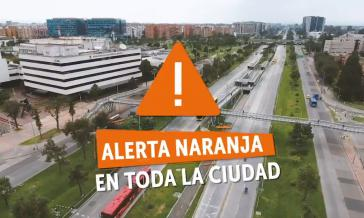 Strikte Quarantäne-Maßnahmen: Bogotás Bürgermeisterin lässt rotierend ganze Viertel der Hauptstadt sperren (Screenshot)