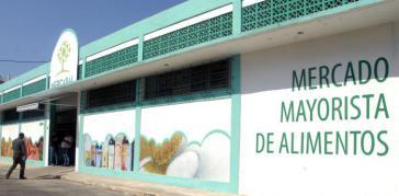 Der Großmarkt Mercabal in Havanna wurde im März 2018 eröffnet