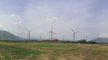 """Windparks in Mexiko: auch mit sauberer Energie kann es """"schmutzige Geschäfte"""" geben."""