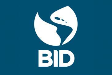 Logo der Interamerikanischen Entwicklungsbank (Banco Interamericano de Desarrollo, BID)