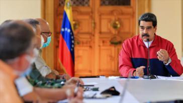 Spricht die Opposition in Zeiten der Coronakrise wieder mit der Regierung um Präsident Maduro oder nicht?