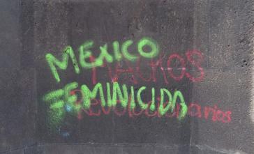 632 Frauen und Mädchen sind im Januar und Februar 2020 in Mexiko getötet worden