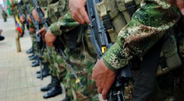 Seit sieben Jahren prangert die CIJP die Kooperation zwischen Militär und Drogenhandel an