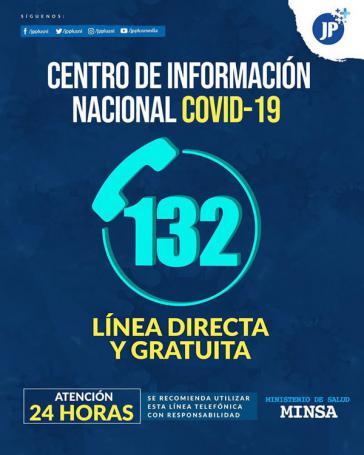 Von den Informationszentren für Covid-19, den Gesundheitszentren, Krankenhäusern und Gesundheitsposten aus wird die Situation ständig überwacht