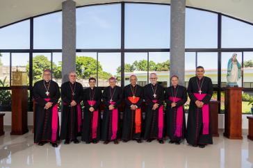 Die nicaraguanische Bischofskonferenz ruft zur Teilnahme an Gottesdiensten in den katholischen Kirchen des Landes ab dem 4. Oktober auf