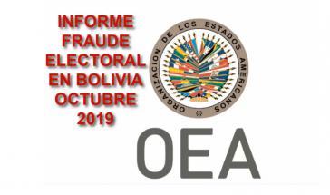 """Die Analyse der OAS """"brachte Bedenken über Wahlbetrug vor ‒ und half, einen Präsidenten zu stürzen"""",  so die NYT"""