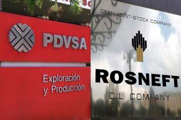 Um US-Sanktionen zu umgehen, hat Rosneft seine Venezuela-Geschäfte an den russischen Staat übergeben