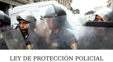 Das Polizei-Schutz-Gesetz in Peru stößt auf Kritik von Menschenrechtsgruppen