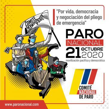 Für den 21. Oktober ist in Kolumbien ein landesweiter Streik angekündigt