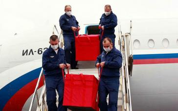 Venezuelas Gesundheitssystem erhält Unterstützung von Russland bei der Bekämpfung der Corona-Pandemie