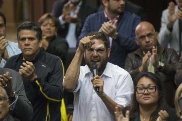 PJ-Politiker Juan Requesens nach zwei Jahren Haft in den Hausarrest überstellt