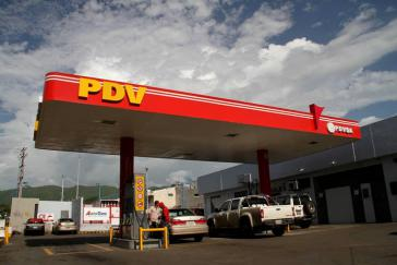 Mithilfe der Benzinlieferungen aus dem Iran kann die Ŕegierung zunächst die Versorgung sichern