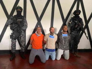 Nach dem gescheiterten Invasionsversuch: Festnahmen in der Colonia Tovar in Venezuela