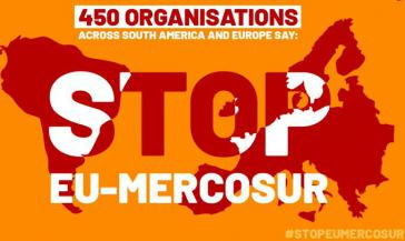 Chemiekonzerne profitieren von den geplanten Zollsenkungen von 14 auf null Prozent auf Exporte von Pestiziden in den Mercosur