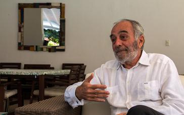 Alberto Navarro, EU-Botschafter in Kuba