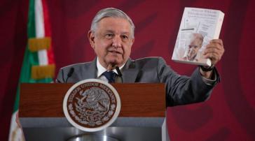 Julian Assange wird nach dem gestrigen Urteil nicht an die USA ausgeliefert. Mexikos Präsident López Obrador hat ihm für den Fall seiner Freilassung nun politisches Asyl angeboten