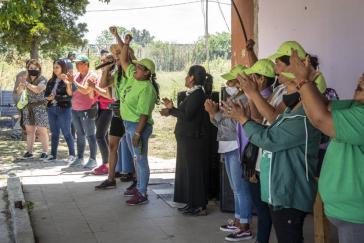 UTT-Frauen hat eine Zuflucht für Landarbeiterinnen geschaffen, die von häuslicher Gewalt betroffen sind