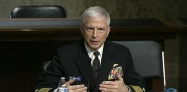 Chef des Südkommandos der US-Streitkräfte, Craig Faller, äußert sich im Senatsausschuss