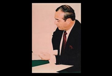 """Alberto Fujimoris """"Mann für's Grobe"""": Vladimiro Montesinos"""