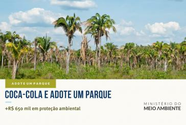 """Mit im Geschäft: Coca-Cola hat ein Naturschutzgebiet """"adoptiert"""""""