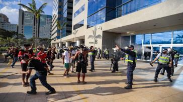 Seit Tagen protestieren Indigene in Brasília gegen den geplanten Zugriff auf ihre geschützten Gebiete