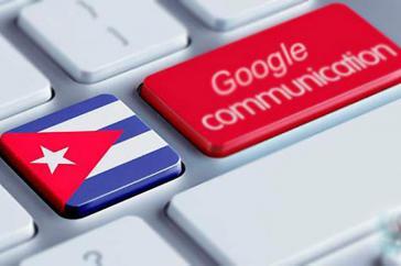 Derzeit sind mehr als 50 Webseiten von Kuba aus aufgrund geltender US-Bestimmungen nicht abrufbar