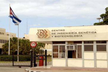 Das Zentrum für Gentechnik und Biotechnologie (CIGB) in Havanna
