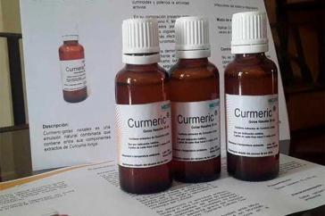 Das kubanische Präparat Curmeric soll zur Corona-Prävention eingesetzt werden