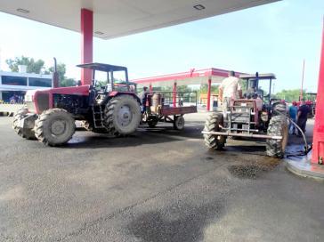 Auch ein Notplan der Regierung zur Verteilung von Diesel kann die Krise nicht lösen